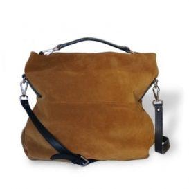 アミーカマコ micaMako イタリア製バッグ ショルダーバッグ スウェードバッグ シルヴァーノ・ジュリアーニ
