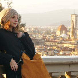 AmicaMako イタリア製バッグ スウェードバッグ ショルダーバッグ シルヴァーノ・ジュリアーニ