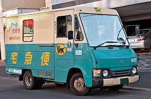 ヤマト運輸のトラックイメージ