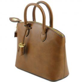 ベジタブルタンニンレザーのトートバッグ - Sサイズ TL Bag