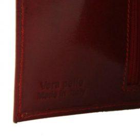 Esclusivo Portafogli in Pelle da Donna 4 Ante 796_detail_logo2