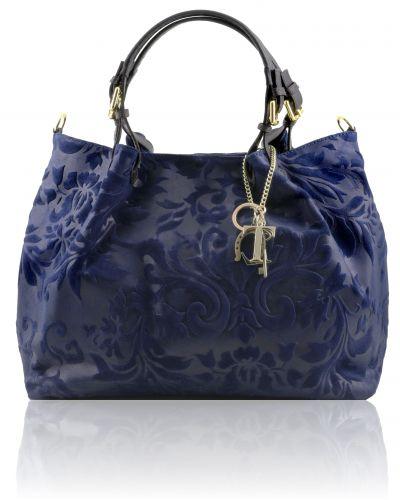 borsa-shopping-in-pelle-scamosciata-stampa-floreale-blu-scuro-1361r400500