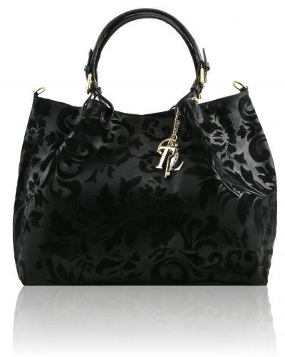 borsa-shopping-in-pelle-scamosciata-stampa-floreale-nero-1361r400500