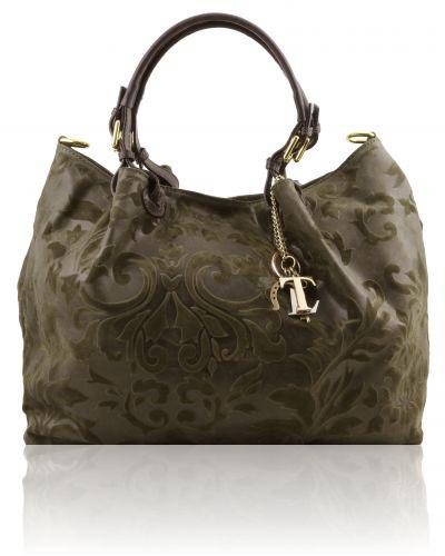 borsa-shopping-in-pelle-scamosciata-stampa-floreale-verde-scuro-1361r400500