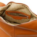 YVETTE イタリア製柔らかいソヴァージュ・レザーのショルダーバッグ・詳細
