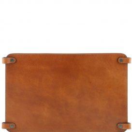 イタリア製ベジタブルタンニンレザーのバッグ仕切りモジュールTL SMART MODULE、ハニー