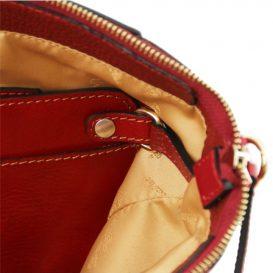 イタリア製ベジタブルタンニンレザーのバッグ仕切りモジュールTL SMART MODULE