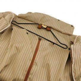 イタリア製ベジタブルタンニンレザーの旅行/衣装バッグ ANTIGUA、詳細8