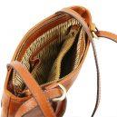 MARTINA イタリア製ベジタブルタンニンレザーのリュック&ショルダー2WAYバッグ