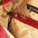 ANNIE イタリア製ヴィンテージ加工カーフレザーの2WAYトートバッグ TL Bag (モジュール対応)
