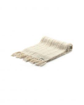 bianca-カシミヤ混の手織りマフラー
