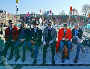イタリア発メンズファッションの祭典「ピッティ・ウオモ」リポート