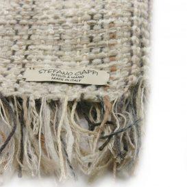 イタリア製手織りマフラー