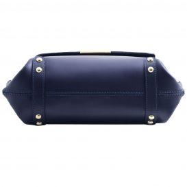 イタリア製本革バッグ人気デザイン、RUGA カーフレザーの2WAYバッグTL Bag、詳細2