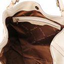 AMBROSIA イタリア製柔らかいカーフレザーの2WAYハンドバッグ