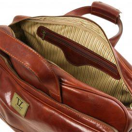 SAMOA イタリア製ボストンバッグタイプ・2車輪スーツケース(小)詳細2