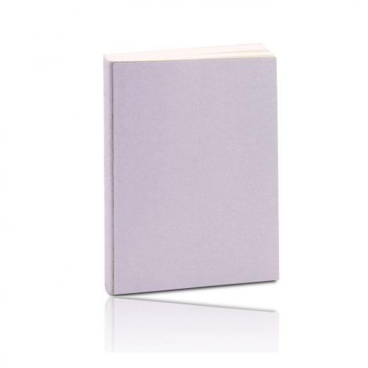 ベジタブルタンニンレザーのブックカバー用のリフィルノート