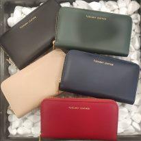 イタリア製スムースレザーのレディース長財布 VENERE、イメージ